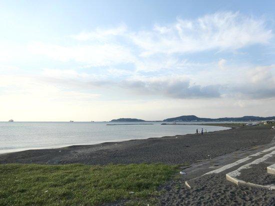 Kagamigaura Beach