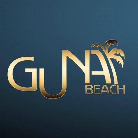 Guna Beach Logo