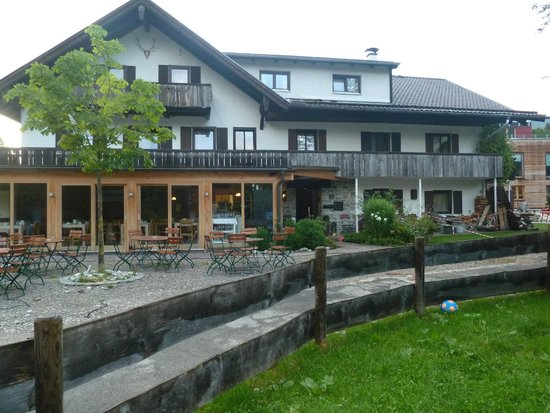 Das Posch Hotel : Frontal del Hotel