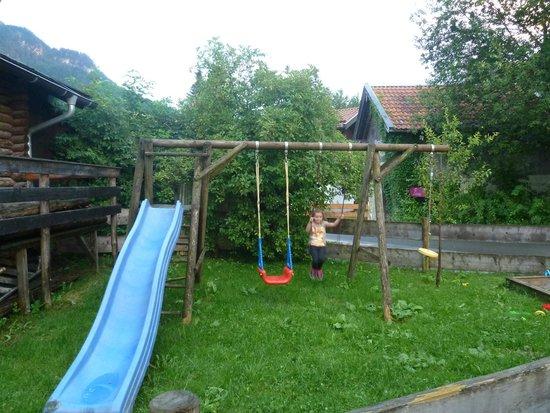 Das Posch Hotel : Parque infantil