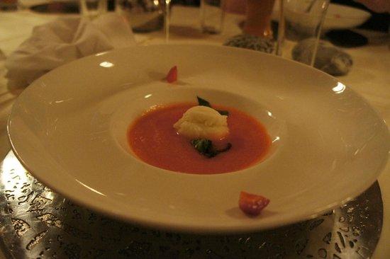 Hotel Riederhof: dessert