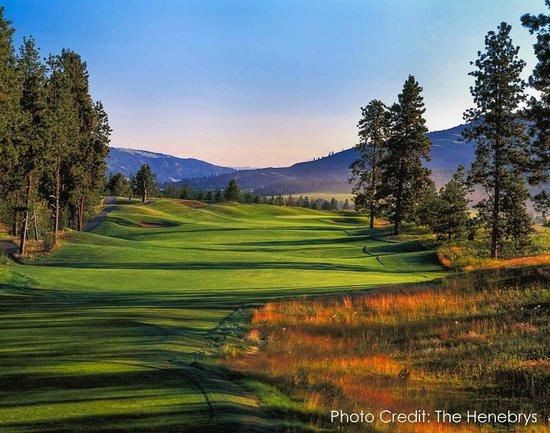 The Okanagan Golf Club - Quail and Bear