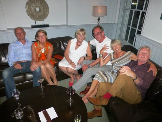The Marquis at Alkham : In the Bar