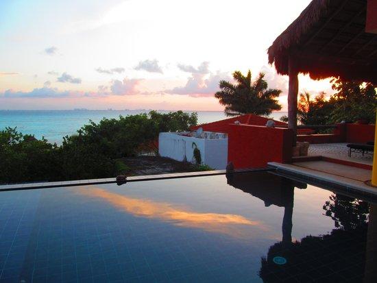Casa de los Suenos: view from presidential suite