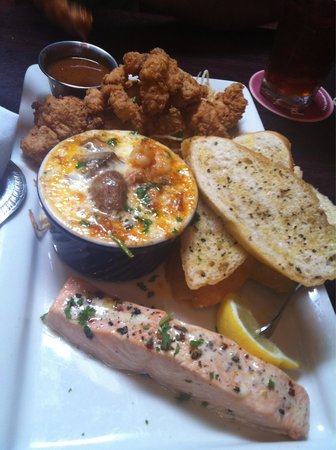 Pappadeaux Seafood Kitchen: Trip Appetizer