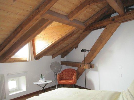 Romantik Hotel Stern: Bedroom