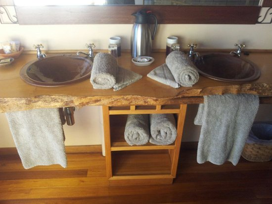 Bushwillow Collection : bagno