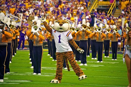 Baton Rouge, LA: There is nothing like a Saturday night in Tiger Stadium. Experience the fanaticism of Southern s