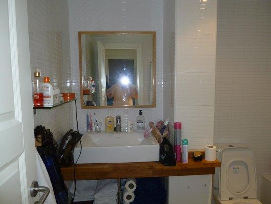Ona Campanario : Our apartment