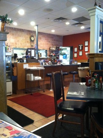 Chef Zorba's Cuisine: Inside the joint