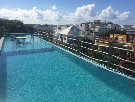 Be Playa Hotel: The pool