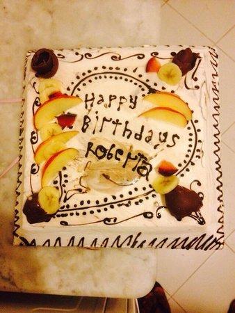 Riad Palau : Happy birthday