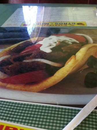Eirinis Gyros and More