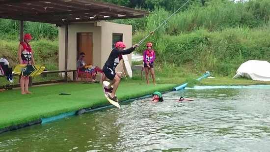 Republic Wake Park: jumpstart