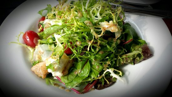 The Refectory Kitchen: Goat's Cheese and Chicken Salad