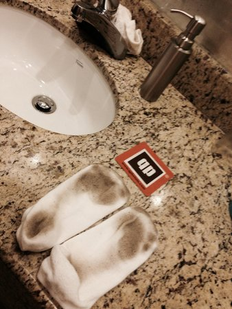 qp Hotels Lima: Nasty place