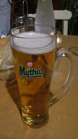 Enetikon Restaurant : Bier