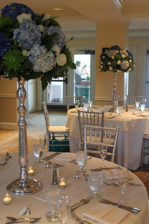 The Mansion at Ocean Edge Resort & Golf Club : The happily-ever-after backdrop for the ultimate romantic wedding