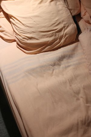 Falls Of Lora: Wafer thin bed linen