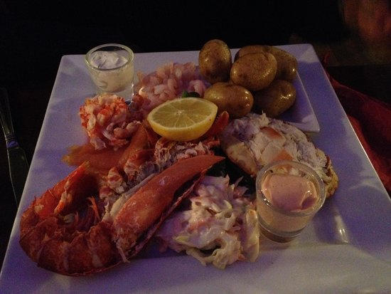 Melton Constable, UK: Seafood Medley