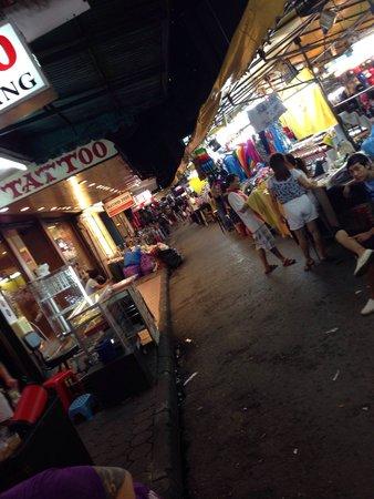 Patpong Night Market : Patpong