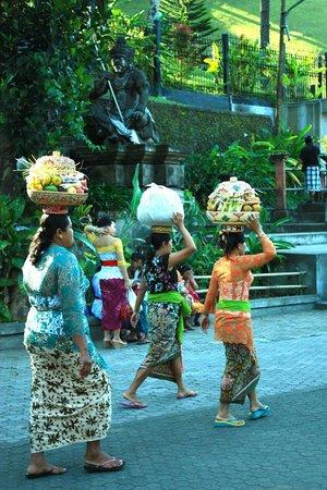 Bali Must Be Crazy: A Tirta Empul