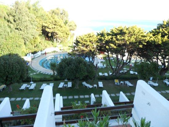 Hotel do Mar : vista
