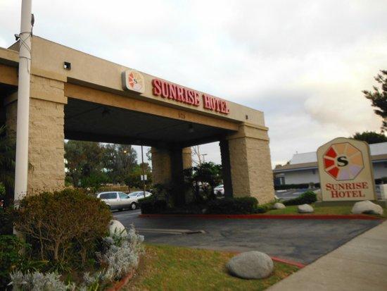 Sunrise Hotel San Pedro : Vista