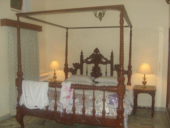 Castle Mandawa Hotel : chambre