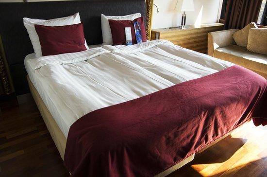 Radisson Blu Marina Palace Hotel, Turku: Beds