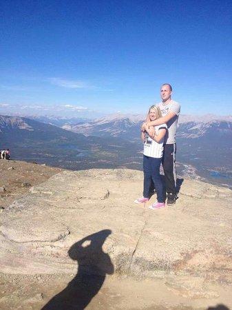 Whistlers Mountain : breathtaking
