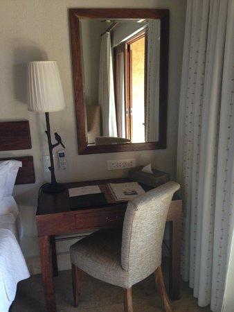Kapama Southern Camp: Detalhe do quarto