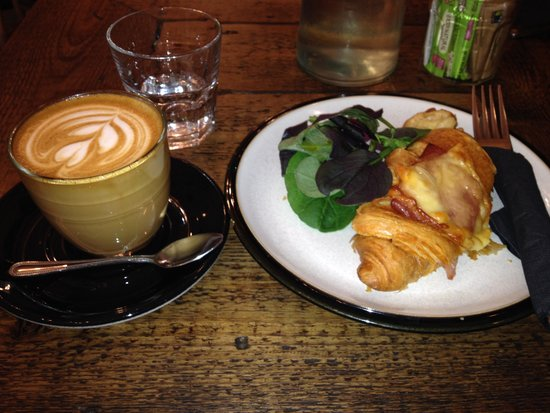 Breakfast Picture Of Exmouth Coffee Company London