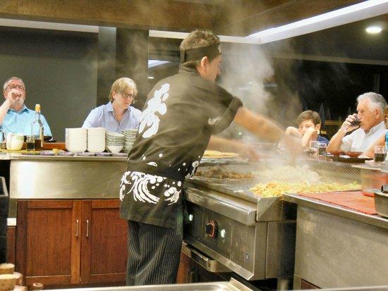 Enotel Lido Madeira: Restaurant japonais