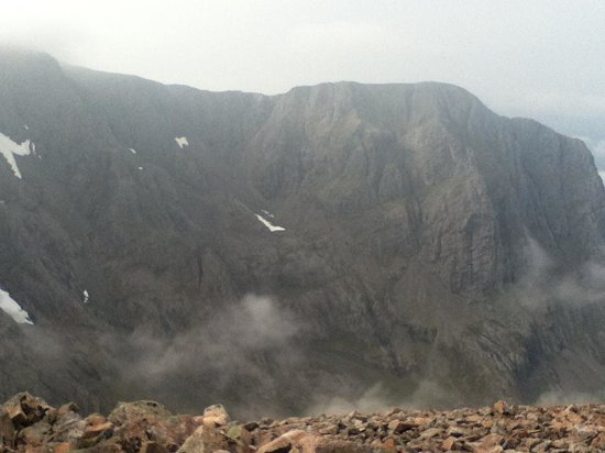 Lochaber Guides - Private Day Tours: North face of Ben Nevis