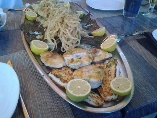 Restaurant Ses Oliveres: un regal pour le palais que des  produits frais