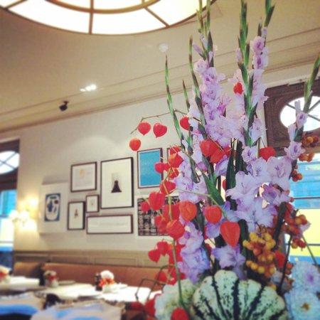 Monbijou Hotel: Restaurant