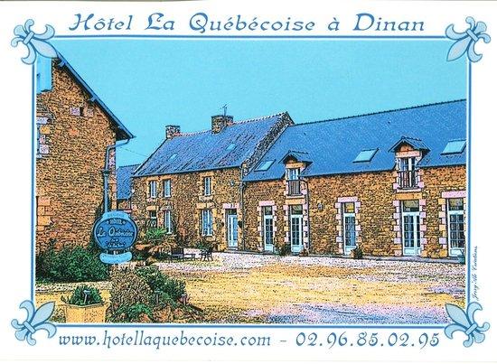 Hotel La Quebecoise Le Bas Frene : L'hôtel