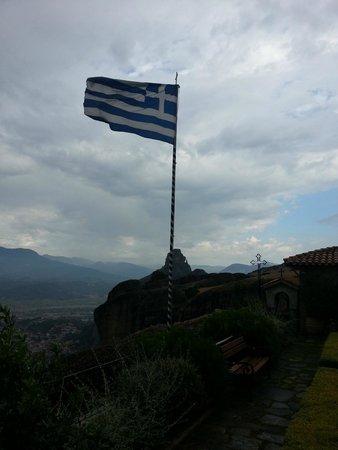 Agios Stefanos : Смотровая площадка