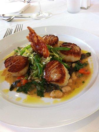 Cafe La Haye Sonoma Restaurant