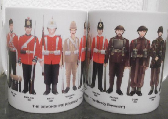 The Keep Military Museum: Mugshot - D & Ds