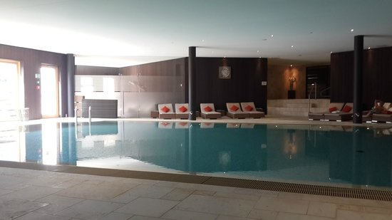 Chalet RoyAlp Hotel & Spa: Piscine