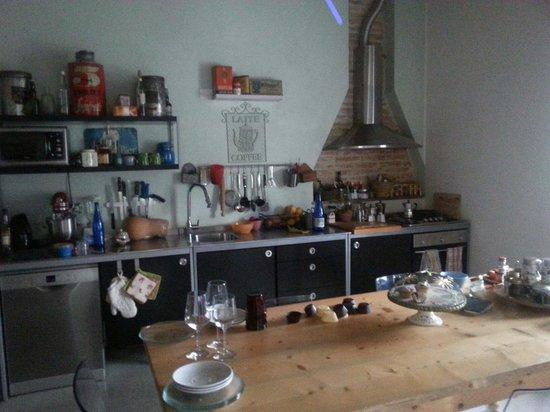 Casa Ardua Bed & Breakfast: La cucina