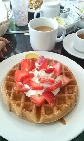 Mr. Cream: Buen Desayuno