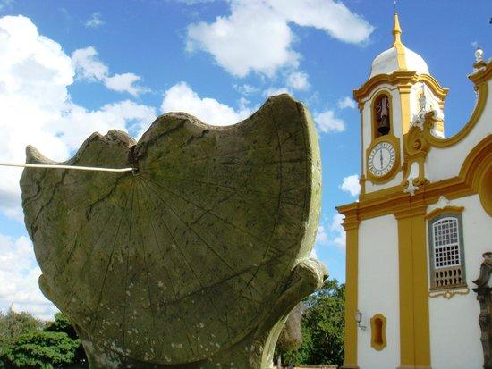 51763b45bd1 Relógio de Sol - Foto de Agência de Turismo Estrada Real