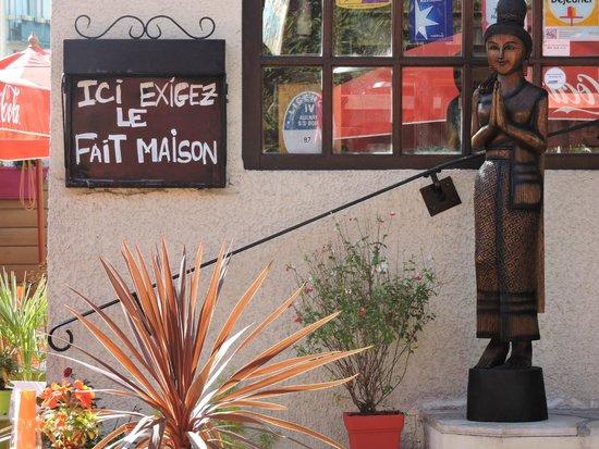 notre restaurant  Picture of Au Chantilly, AulnaysousBois  ~ Restaurant Portugais Aulnay Sous Bois