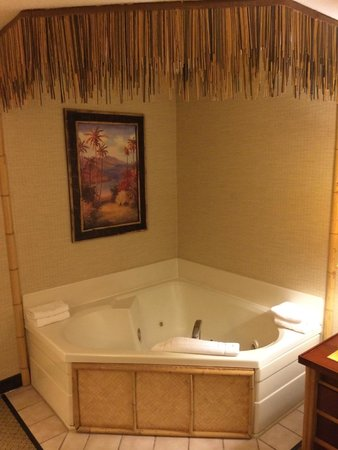 Maui Sands Resort & Indoor Waterpark: Molokini whirlpool tub