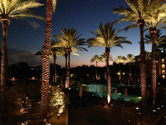 Fairmont Scottsdale Princess: A view of the pool