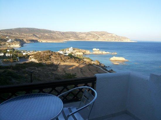 Hotel Albatros: camera con balcone vista mare