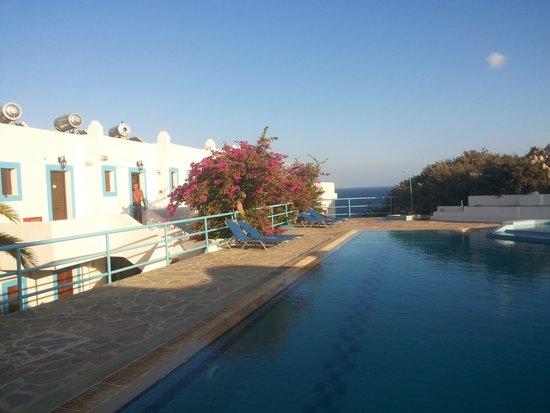 Hotel Albatros: piscina